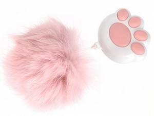 Vibros japonais kawaii : Cat paw Myah pussy vibrator