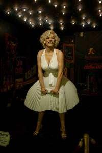 Musée du Sexe, à Amsterdam - Marilyn Monroe