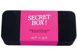 boîtes à sextoys secret box de love to love
