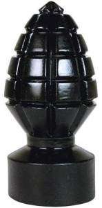 plug anal grenade
