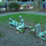 Les statues partouzeuses