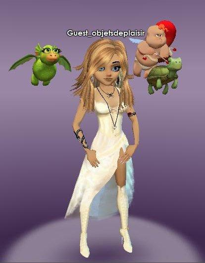 ObjetsDePlaisir, le dragon, la tortue et le Cupidon gras