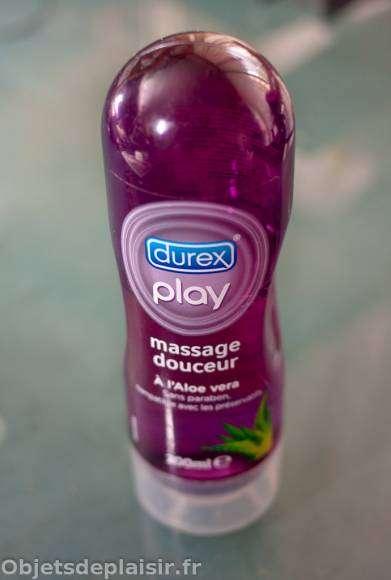 Lubrifiant Durex Play