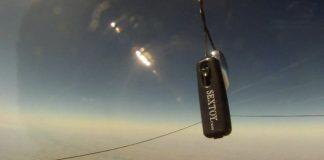 Un sextoy dans la stratosphère