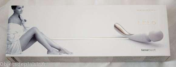 Emballage du Smart Wand de Lelo