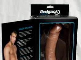 Dildo Fleshjack Boys Jason Visconti Dick