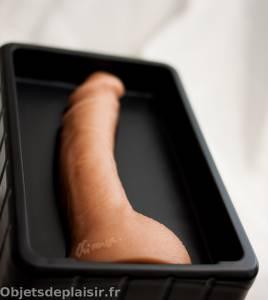 Le gode Fleshjack Jason Visconti dans son emballage