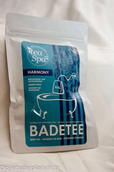 Thé de bain Tea Spa Badetee