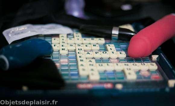 Jeux pour adultes et jeux de plateaux : le Scrabble sexuel