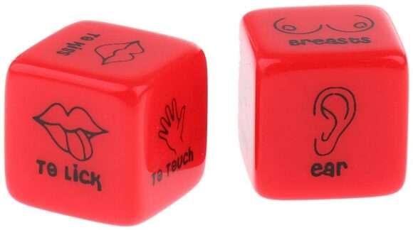 Jeux pour adultes : les dés coquins