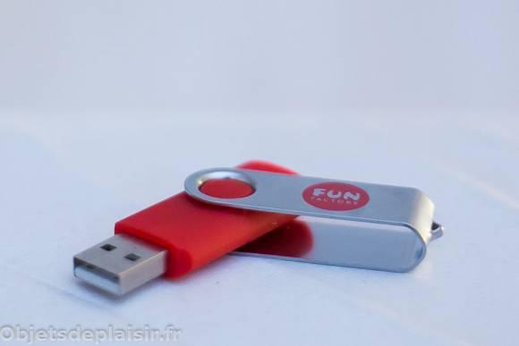 clé USB Fun Factory