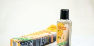 lubrifiant chauffant Intimate Organics Melt
