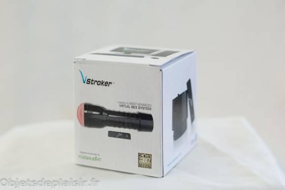 Emballage du VStroker