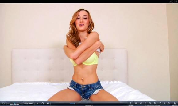 Victoria Rae - Screenshot vidéo VStroker