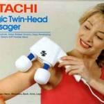 Hitachi Magic Twin-Head Massager et autres vibros bicéphales