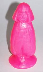 dark invader pink : un gode Dark Vador rose