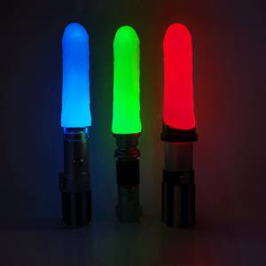 Sextoys Star Wars : trois godes sabre laser