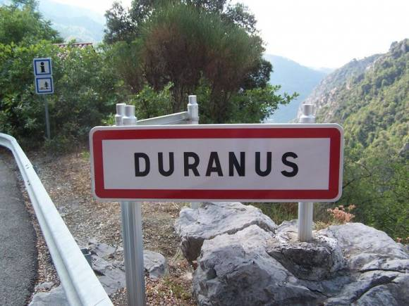 Duranus, dans les Alpes-Maritimes