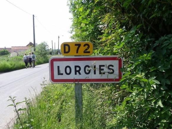 commune de Lorgies, dans le Pas-de-Calais