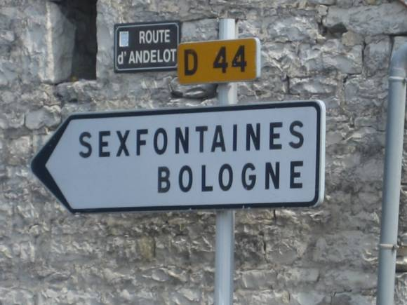 Sexfontaines, en Haute-Marne