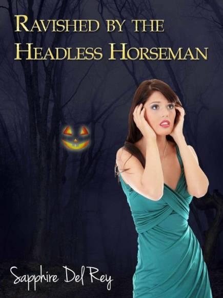 Romans érotiques et morts-vivants : Le cavalier sans tête
