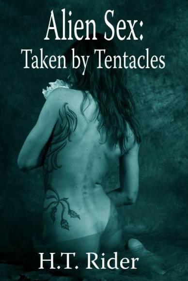 Sexe alien : prise par des tentacules