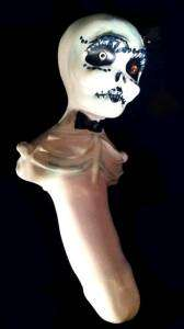 Sextoys d'Halloween : la poupée gode macabre