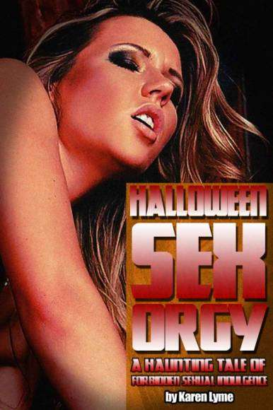 Halloween Sex Orgy