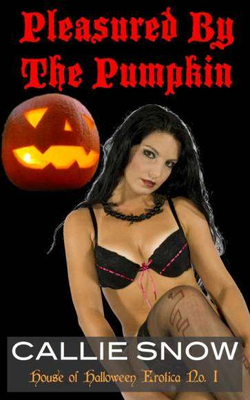 Pleasured by the Pumpkin
