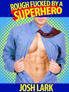 une fanfiction érotique gay de Superman