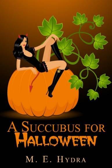 Une succube pour Halloween - Roman érotique