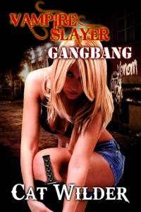fanfiction érotique de Buffy contre les vampires : vampire slayer gangbang