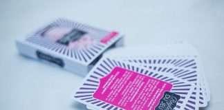 Jeu de cartes Sexy Mimes