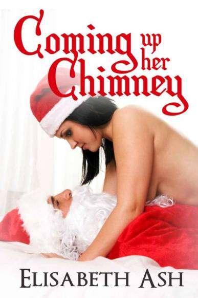 Les livres érotiques du Père Noël : Coming up her Chimney