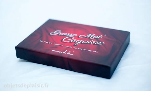 jeu Grasse Mat' Coquine