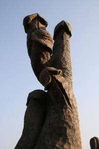 Un totem phallique