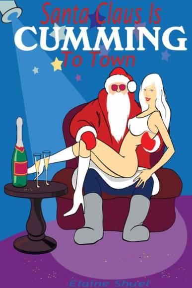 Santa Claus is cumming to town