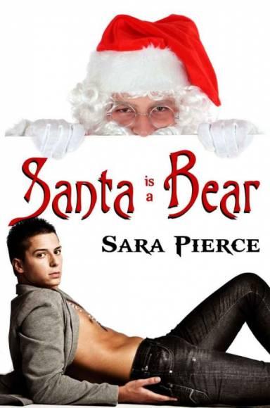 Santa is a bear