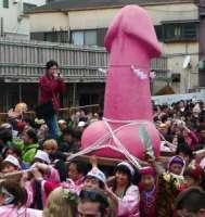 Kanamara Matsuri, la fête du pénis japonaise