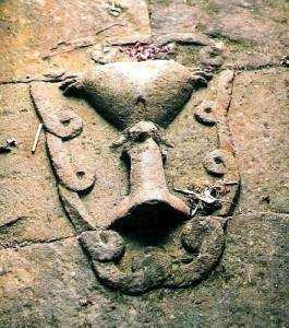 Lieux phalliques : Temple de Sukuh