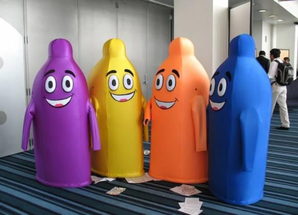 Quiz : histoire du préservatif