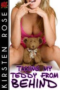 Peluches et sexe : un livre érotique avec un ours en peluche