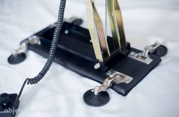 Câble et ventouses de la BlackPill 415