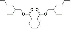 Phtalate DEHhP (2-ethylhexyl-hexahydro-phtalate)