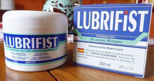 Le lubrifiant Lubrifist