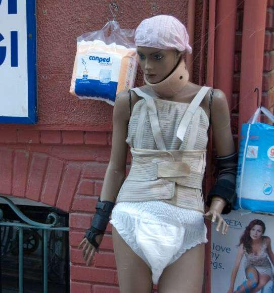 ABDL : fétichisme d'infantilisation et couches-culottes