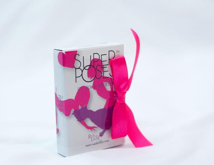 La boîte du jeu Superposes