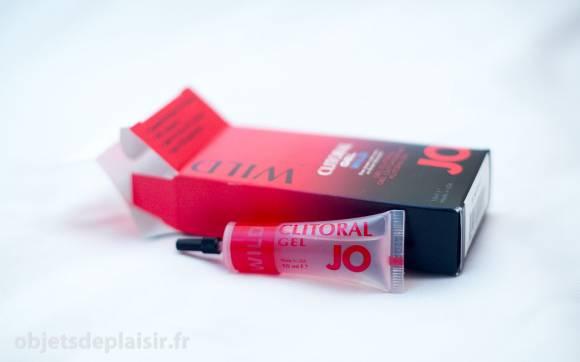 stimulants sexuels Jo : Clitoral gel