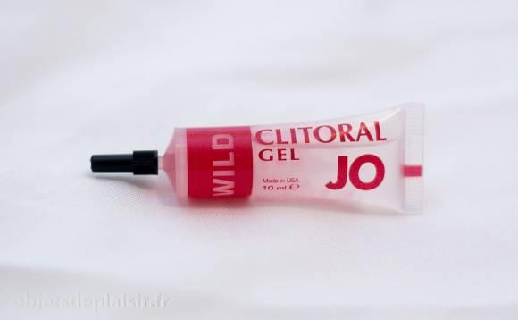 tube du Clitoral Gel Jo