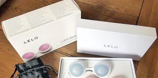 Test des boules de geisha Luna Beads de Lelo